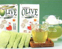 マスコミで大ブレイク 健康志向オリーブ茶